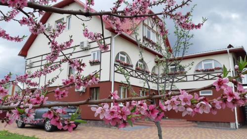 Gostievoi dom v Volokonovkie na Iesienina, Volokonovskiy rayon