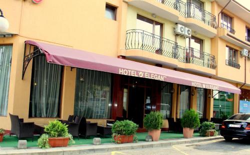 Hotel Elegant, Karnobat
