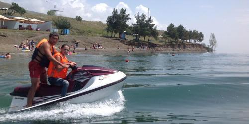 Mini Hotel on Sevan Lake,