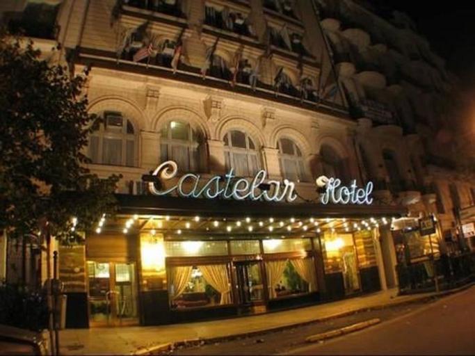 Castelar Hotel Spa, Distrito Federal