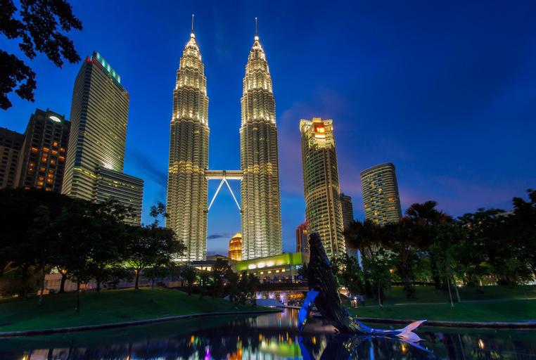 My Stay Over at The Scott Garden, Kuala Lumpur