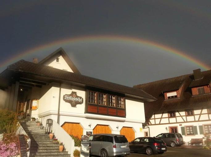 Hotel- Restaurant Der Einsiedelhof, Rastatt