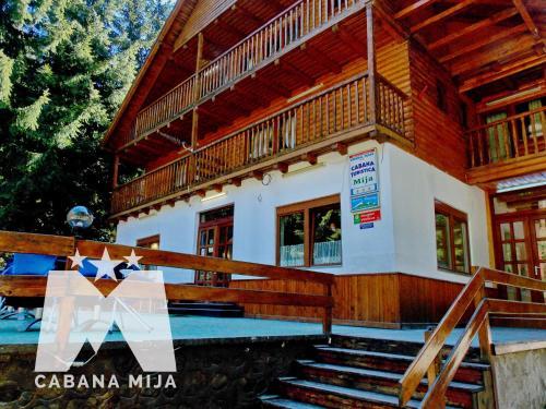 Cabana Mija, Petrila