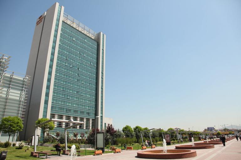 Crowne Plaza Ankara, Yenimahalle