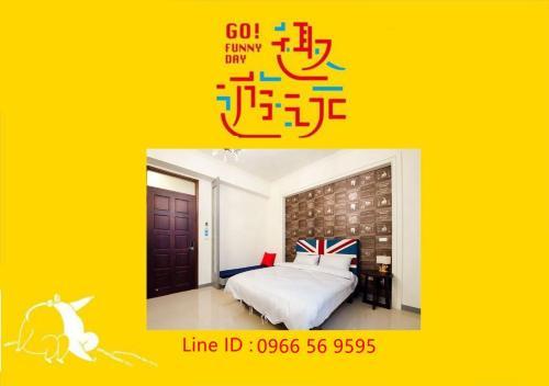 GO FUNNY DAY, Tainan