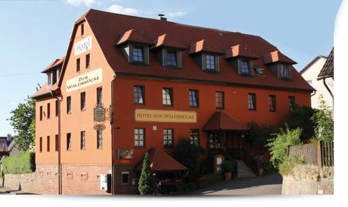Hotel zur Waldbrucke, Main-Spessart