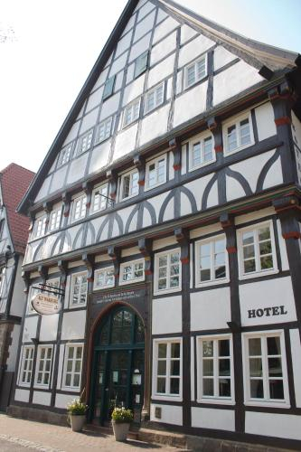 Hotel Alt Warburg, Höxter