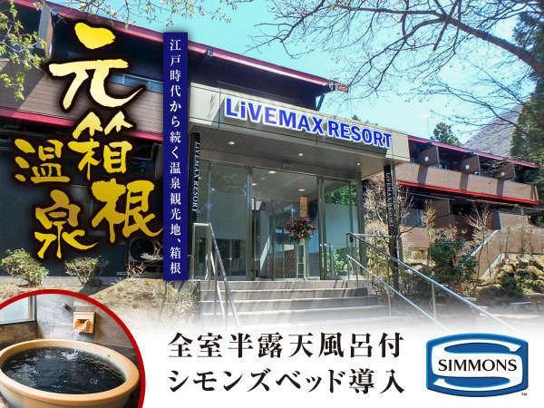 Livemax Resort Hakone Ashinoko (Pet-friendly), Hakone