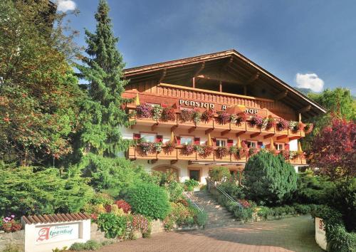 Pension Alpenhof, Bolzano