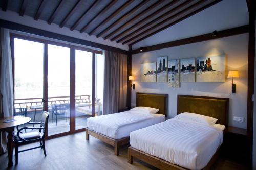 Huangshan Shanshuijian Wei Boutique Hotel, Huangshan