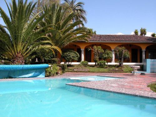 Hosteria Sommergarten, Rumiñahui