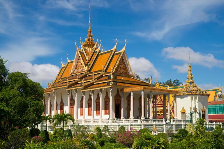 Peace Garden Apartment in Phnom Penh, Mean Chey