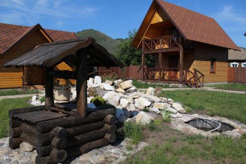 Guesthouse Usadba Serebrennikovykh, Charyshskiy rayon