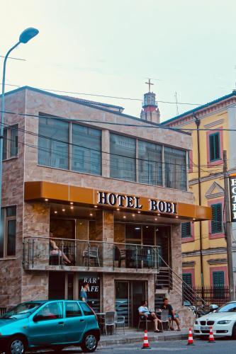 Bobi Hotel, Shkodrës