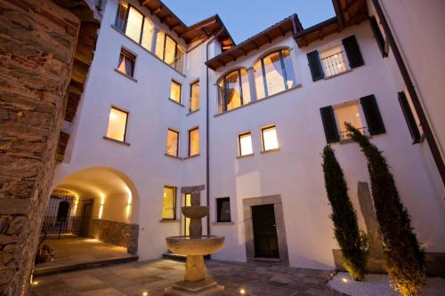 QUISIGUSTA Miraval Suites B&B, Lugano
