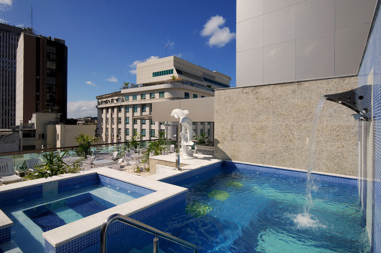 Hotel Atlantico Business Centro, Rio de Janeiro