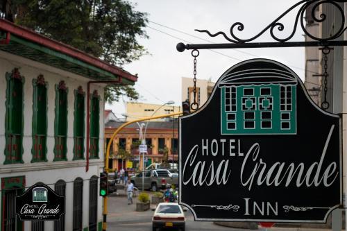 Hotel Casa Grande Inn, Calarcá