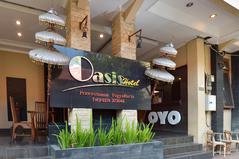 Oasis Hotel Jogja, Yogyakarta