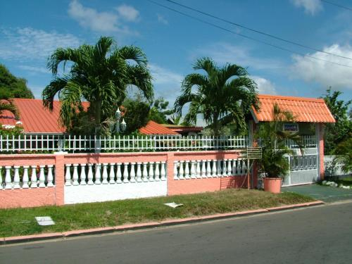 Venny's apartments, Centrum