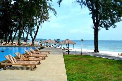TAd Marine Resort, Mersing