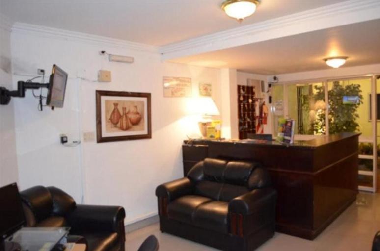 Apart Hotel Marilian, Capital