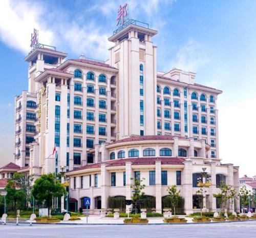 Jinling Cityviews Hotel, Zhenjiang
