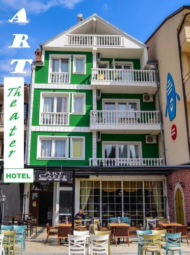 Art Theatre Caffe - River view Hotel,