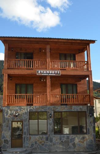 Hotel Svanseti, Mestia