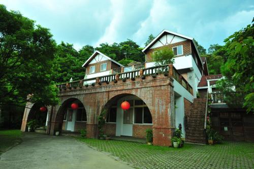 Futen House villa, Miaoli