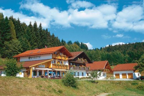 Berggasthof-Pension Seminar- und Tagungshaus Menauer, Straubing-Bogen