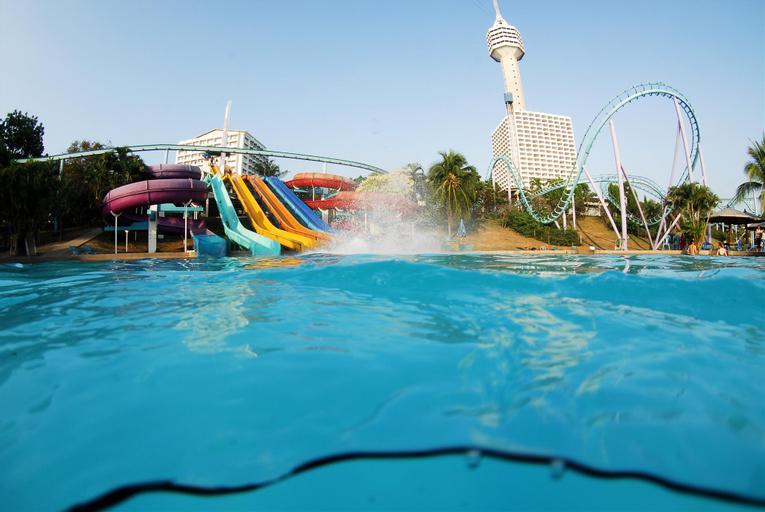 The Pool Villa3 by the time, Bang Lamung