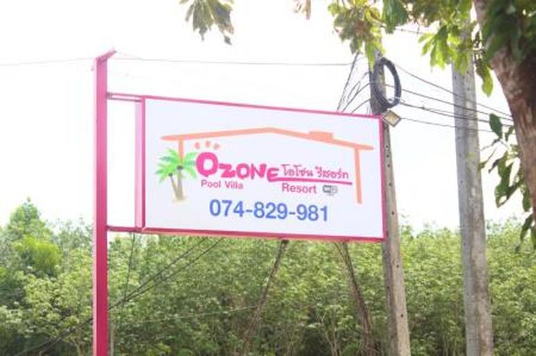 Ozone Resort & Pool Villa, Khao Chaison