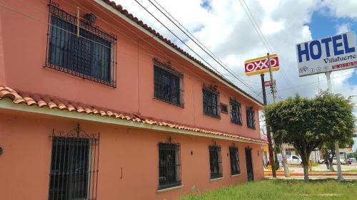 Hotel Villafuerte, Comitán de Domínguez