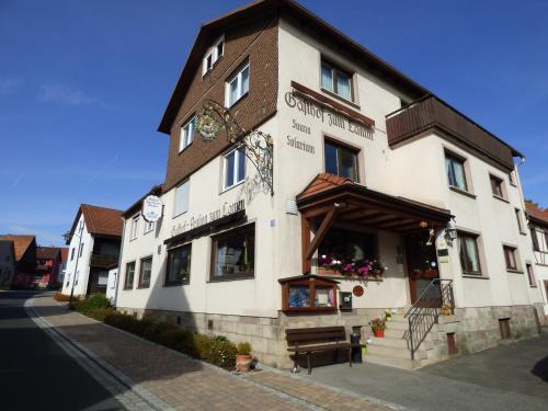 Pension Gasthof Zum Lamm, Rhön-Grabfeld