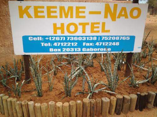 Keeme-Nao Hotel, Mahalapye
