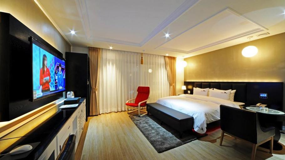 Jinhae Tourist Biz Hotel, Jinhae