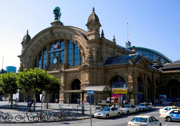 InterContinental Frankfurt, Frankfurt am Main