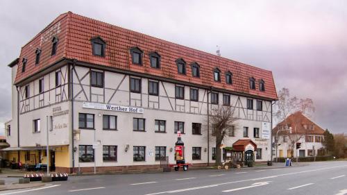 Hotel Werther Hof, Nordhausen