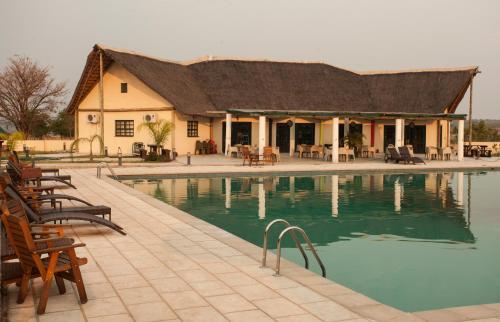 Complexo Turistico Kambumbe Lodge, Menongue