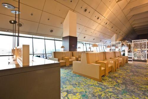 Ambassador Transit Lounge Terminal 2, Changi