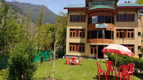 Hotel Green Heaven, Anantnag