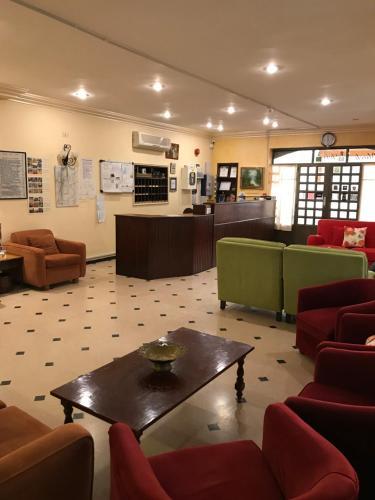 Black Iris Hotel, Madaba