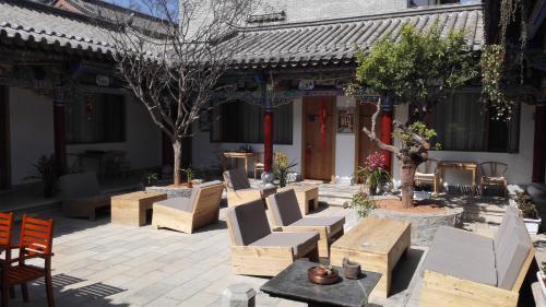 Courtyard Hotel - Dwellings, Chuxiong Yi