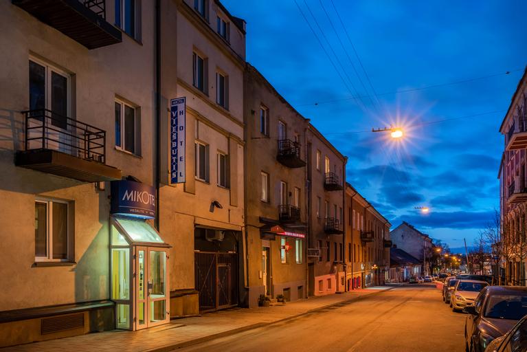 Mikotel Hotel, Vilniaus