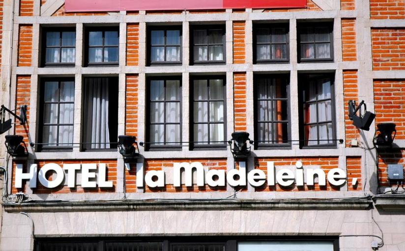 La Madeleine Grand Place Brussels, Bruxelles