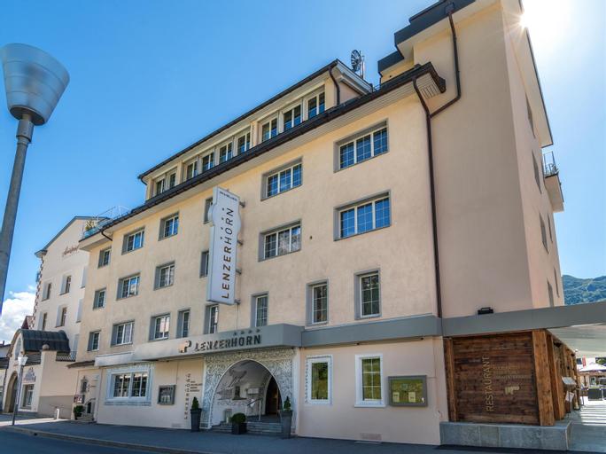 Hotel Lenzerhorn Spa & Wellness, Albula