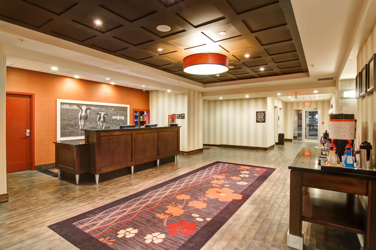 Hampton Inn & Suites by Hilton Red Deer, Division No. 8