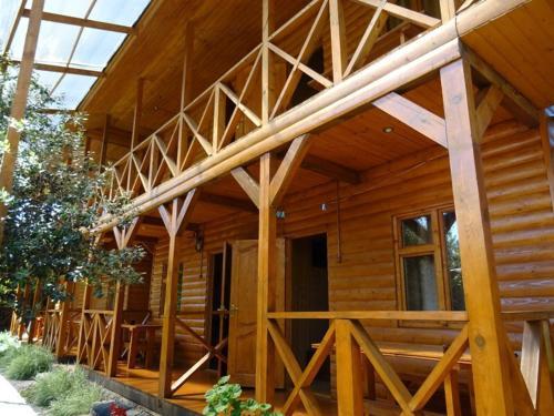 Guest house on Fabrichnaya, Gagra