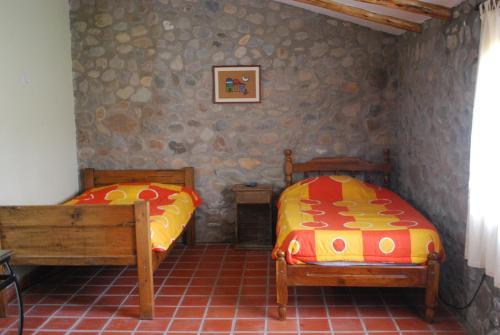 Cabanas del Cadillar, Cercado