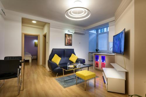 Skopje Deluxe Apartments,